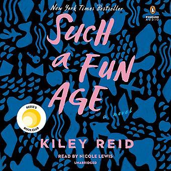 مثل هذا العصر المرح من قبل كيلي ريد وقراءة نيكول لويس