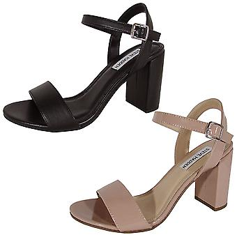 Steve Madden Femmes égoïstes Chaussures à pompe à toe ouvert