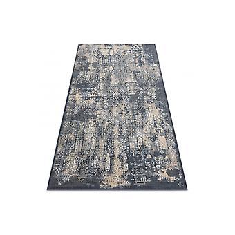 Teppich Wolle NAIN Jahrgang 7591/50911 Marine / Beige
