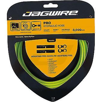 Jagwire Mountain Pro Hydraulisk Slang Organisk Grön