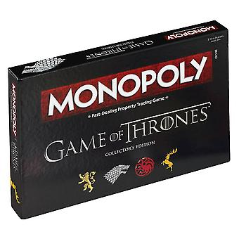 Monopoly, Game of Thrones - Collectors Edition (ENG)