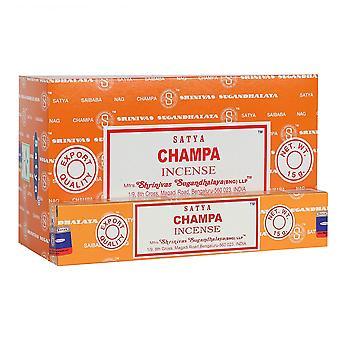 Champa Incense Sticks-tekijä Satya