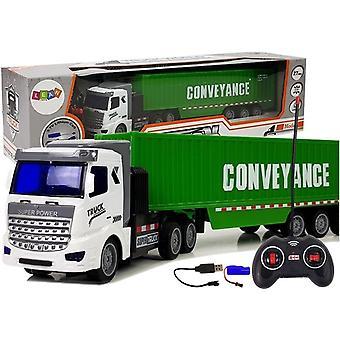 Vrachtwagen RC bestuurbaar – 1:48 – Speelgoed truck
