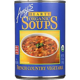 Amys Soup Veg Frnch Cntry Gf, Case of 12 X 14.4 Oz