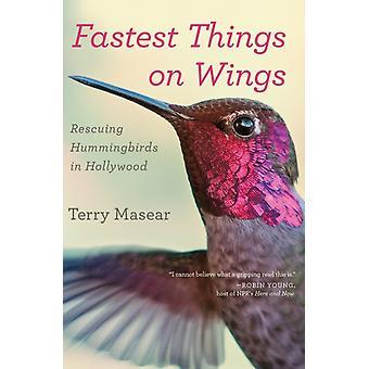 Terry Masearin nopeimmat asiat siivillä pelastavat kolibrit Hollywoodissa