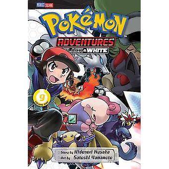 Pokmon Adventures Black and White Volume 9