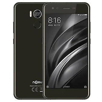 Vandaag smartphone 5,2 inch m8 4g octa core 1,5 ghz 4 gb ram 64 gb rom 16,0 mp camera aan de achterkant ip68 waterdichte nfc robuuste smartphone - blauw