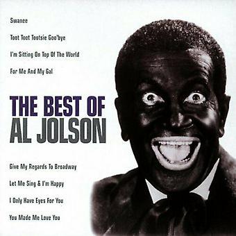 Al Jolson Best of CD