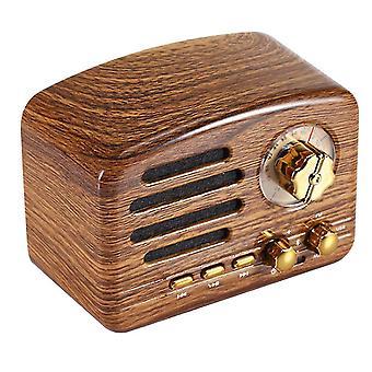 Altoparlante portatile mini subwoofer radio FM (Colore-3)