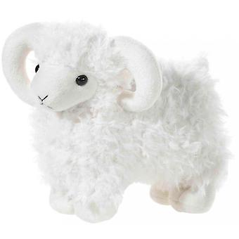 Soft Toy Lamb Standing, Size 24 Cm