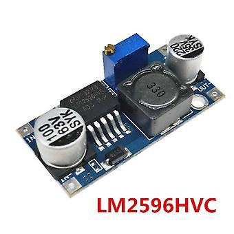 2Pcs lm2596hvs lm2596 hv lm2596hv dc-dc reglabil pas în jos buck convertor modul de putere 4.5-50v la 3-35v urrent limitarea