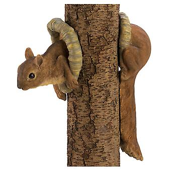 Summerfield Terrace Clever Squirrel Tree Decoration, Pack of 1