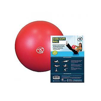 "Fitness Mad Pilates 9"" Core Strength & Pelvic Exer-Soft Gym/Home Workout Ball"