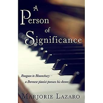 A Person of Significance