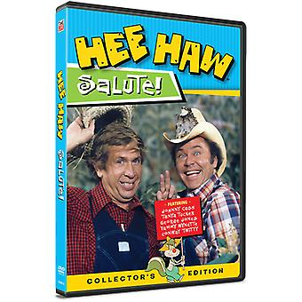 Hee Haw Salute [DVD] USA import