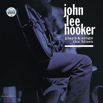 John Lee Hooker - pièces & chante le Blues [CD] USA import