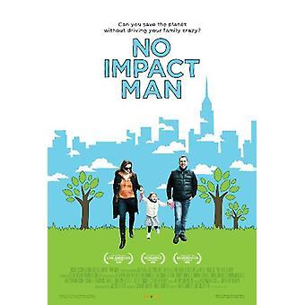 No Impact Man [DVD] USA import