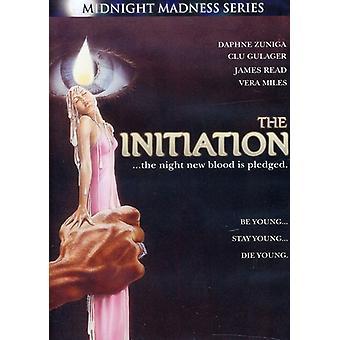 Importer des USA de l'initiation [DVD]