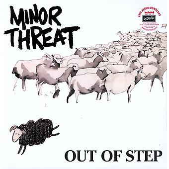 Minor Threat - Out of Step [Vinyl] USA import