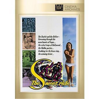 Import USA Sweet Ride [DVD]