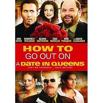 Wie zu importieren, gehen Sie auf ein Datum in Queens [DVD] USA