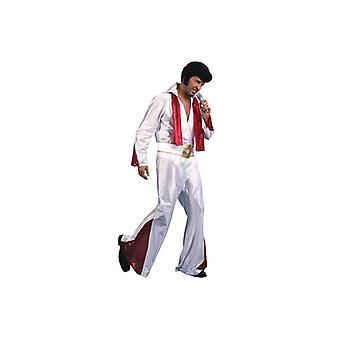 Superstar Rock N Roll singer 60s costume mens size L