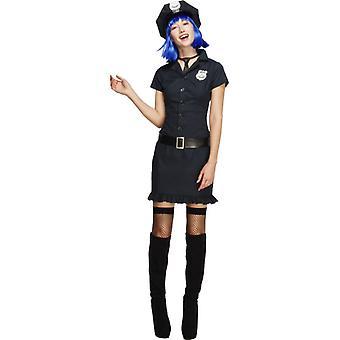 Policewoman rochie de politist femeii sexy costum de poliție