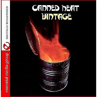 Canned Heat - Vintage [CD] USA importieren