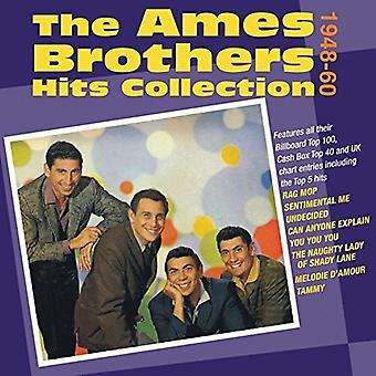 Ames Brothers - Ames Brothers-Hits Collection 1948-60 [DVD] USA import