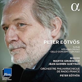 Eotvos, Peter / Orchestre Philharmonique De Radio France - Peter Eotvos : importation USA musique orchestrale [CD]