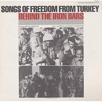 Melike Demirag - nummers van de vrijheid van Turkije: achter de ijzeren staven [CD] USA import