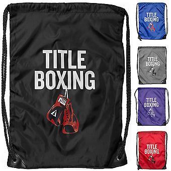 Titel boksen Sack-Pack lichtgewicht Nylon Double-Cardigan