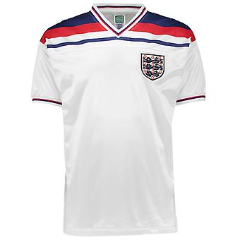 Score Draw England 1982 Home Shirt