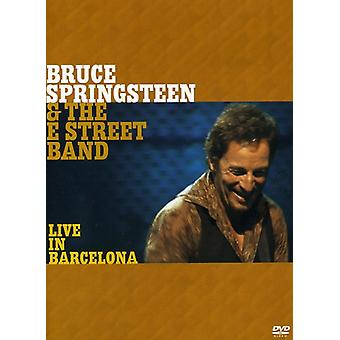 Springsteen, Bruce & E Street Band - Live in import USA Barcelone [DVD]