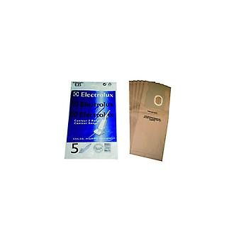 Electrolux papier vacuümzak - Pack van 5 (E35N)
