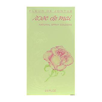 ريفلون Fleurs de جونتا روز دي ماي رذاذ كولونيا أوز 2.5