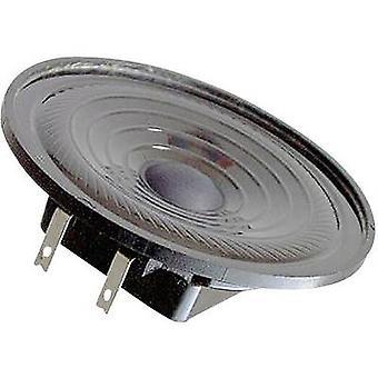 Visaton K 64 WP 2.5 inch 6.4 cm Wideband speaker chassis 2 W 50 Ω