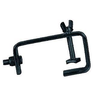 Eurolite Strahler-/Scheinwerferhalterung Schwarz Hook Suitable for: Truss