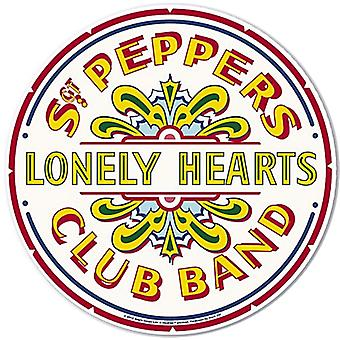 Beatles Sgt. Pepper bębna komputera mysz mata