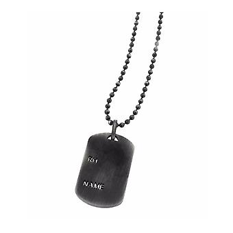 ZOPPINI Stainless Steel Dog Tag