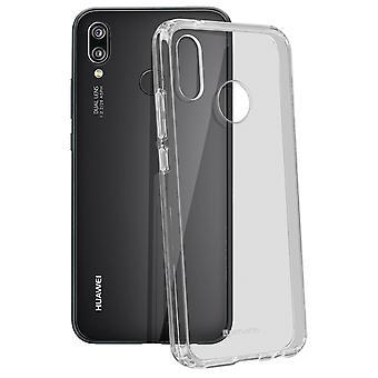 Terug geval + Screen Protector Tempered glas duidelijk Huawei P20 Lite - 4smarts