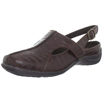 Easy Street Womens Sportster stängd tå Casual Slide sandaler