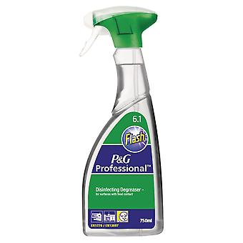 Flash Professional Disinfecting Degreaser Spray