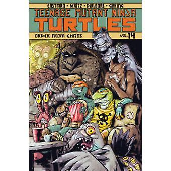 Teenage Mutant Ninja Turtles - volym 14 - Beställ från Chaos av Kevin B.