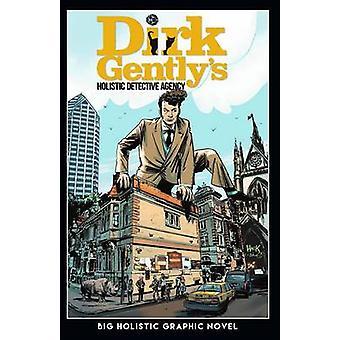 Dirk sanft den großen ganzheitlichen Graphic Novel von Tony Akins - Ilias Kyriaz