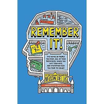 Remember It! - de namen van mensen die u ontmoet - en al uw wachtwoorden -