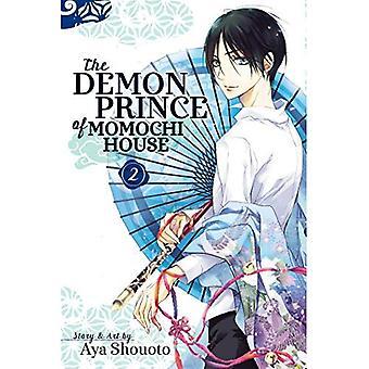 Der Dämon Prinz von Momochi Haus Band 2