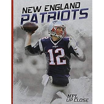 New England Patriots (NFL upp nära)