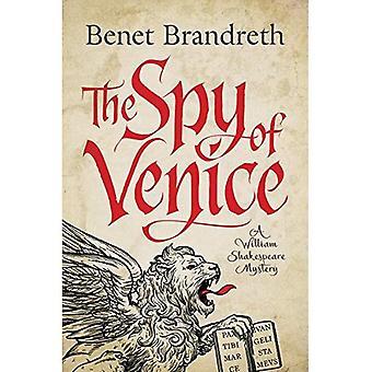De spion van Venetië: een mysterie van William Shakespeare