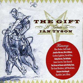 Ian Tyson - Gift-a Tribute to Ian Tyson [CD] USA import